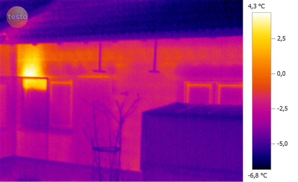 Wärmebildkamera Testo
